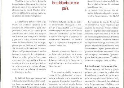 Artículo Javier Sierra 2 Inmobiliarios