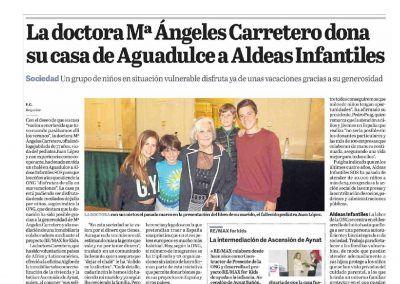 La Voz de Almería.