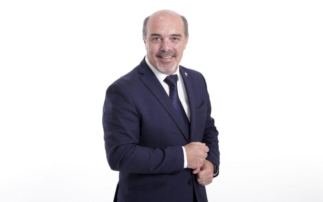 Javier Villalba, todo un ejemplo de trabajo en equipo