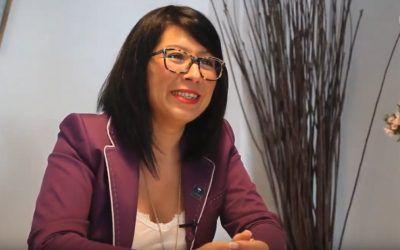 """Adelina Oancea:  """"Si como agente REMAX te esfuerzas, trabajas y le dedicas tiempo, ganas dinero"""""""