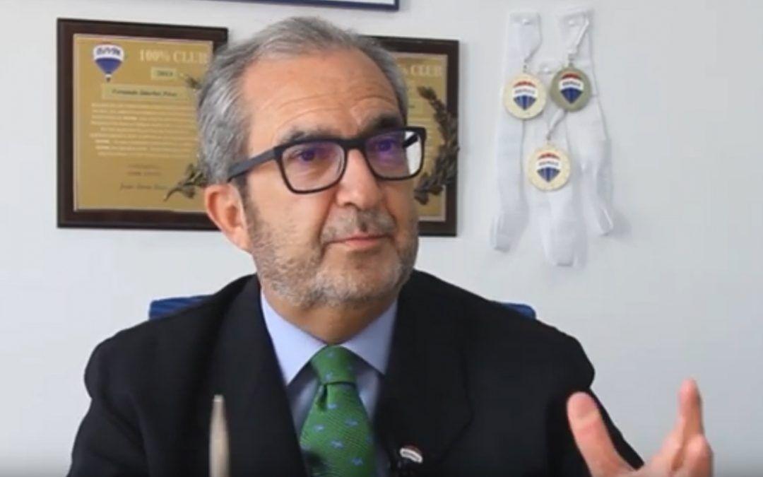 Fernando Sánchez: lo mejor que tiene REMAX es que compartes absolutamente todo