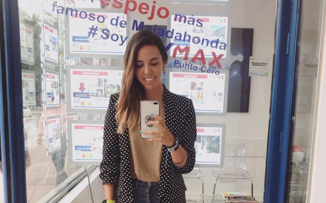 """Rocío de Claver: """"Por sus valores  y su ética profesional cada día me siento más orgullosa de pertenecer a REMAX"""""""