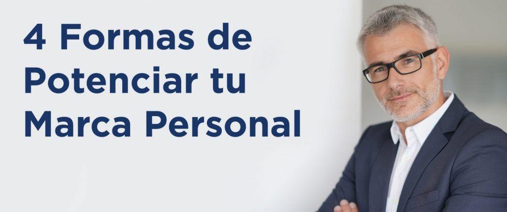 POTENCIAR MARCA PERSONAL