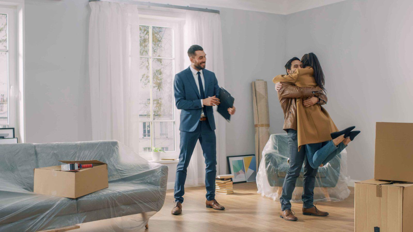 relacion agente inmobiliario cliente