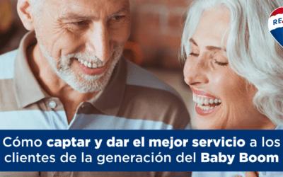 Cómo captar y dar el mejor servicio a los clientes de las generaciones del baby boom
