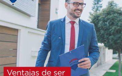Ventajas de ser asesor inmobiliario autónomo