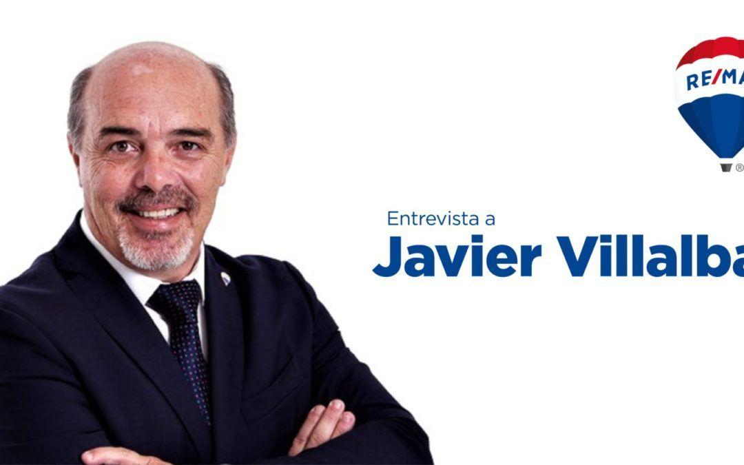 Liderazgo, profesionalidad y éxito como agente inmobiliario: entrevista a Javier Villalba agente Top entre los Tops