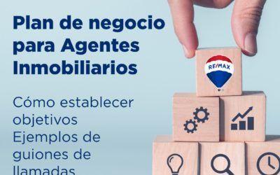 Comienza el 2021 con nuevos objetivos (plan de negocio para para agentes inmobiliarios)