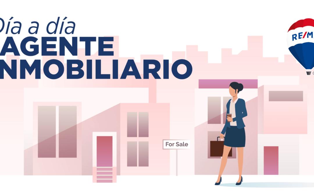 ¿Qué hace un agente inmobiliario en su día a día?